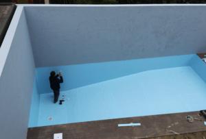 construção-piscina