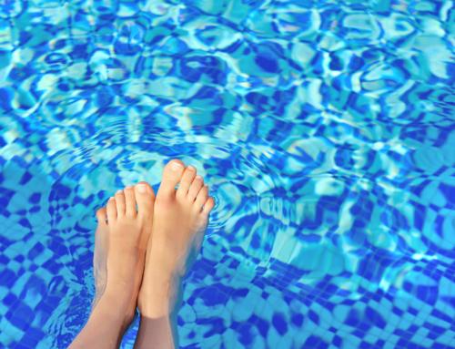 Comece já a poupar água na sua piscina!