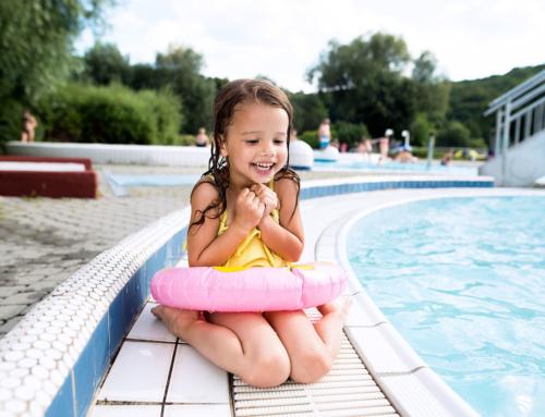 Piscina gelada? Conheça alguns truques para se aquecer antes de mergulhar!