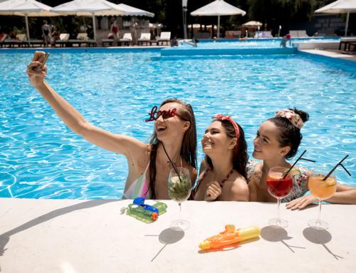 Pretende fazer uma festa temática na piscina? A Mabipiscinas dá-lhe algumas ideias!