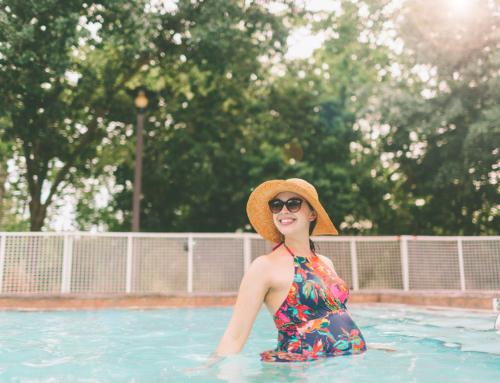 Está grávida? Saiba que cuidados deve ter na utilização da piscina!
