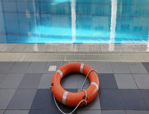 Promova a segurança no uso da sua piscina!