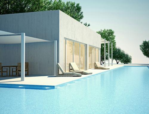 Com o verão a terminar, é altura de na sua piscina inovar!